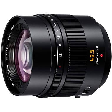 Panasonic H-NS043E LEICA DG NOCTICRON 42,5 mm/F1.2 ASPH. Objektiv
