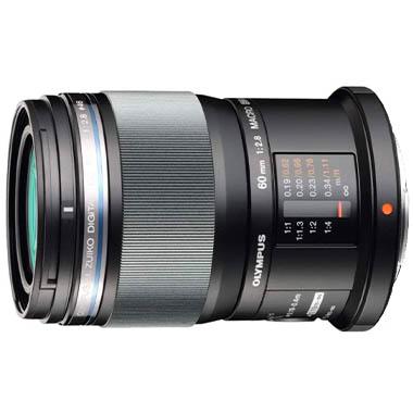 Olympus M.Zuiko Digital ED 60mm F2.8 Objektiv