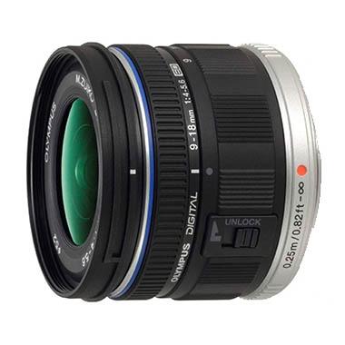 Olympus M.Zuiko Digital ED 9-18mm F4.0-5.6 MFT Objektiv