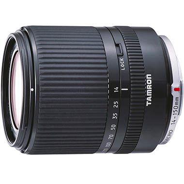 Tamron 14-150 mm F/3.5-5.8 Di III Objektiv für Micro Four Thirds